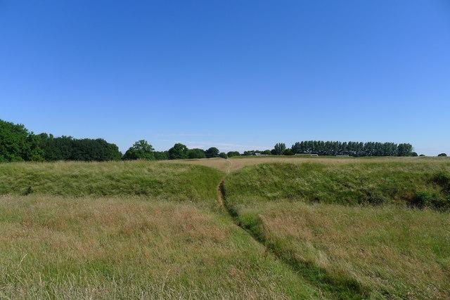 Old Sodbury hillfort (Sodbury Camp)