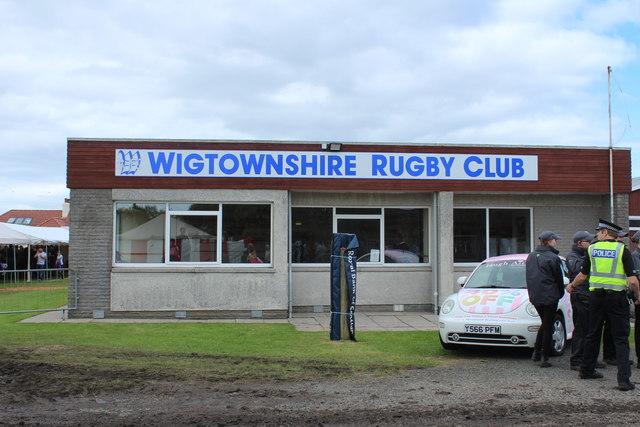 Wigtownshire Rugby Club, Stranraer