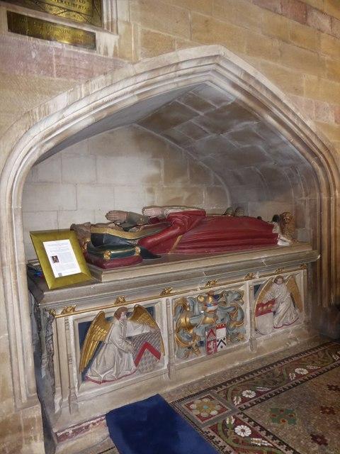Inside All Saints, Wraxall (c)