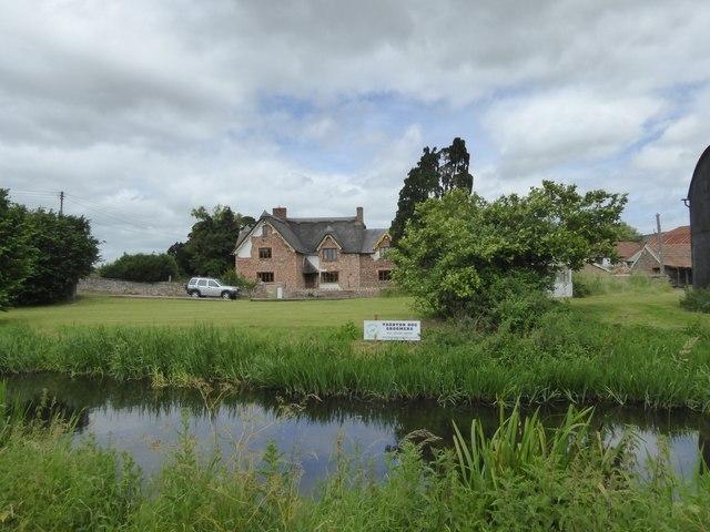 Hyde Farm near Bathpool