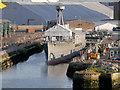 J3575 : HMS Caroline by David Dixon