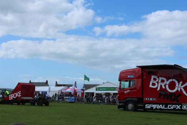 Broke, Stranraer Agricultural Show