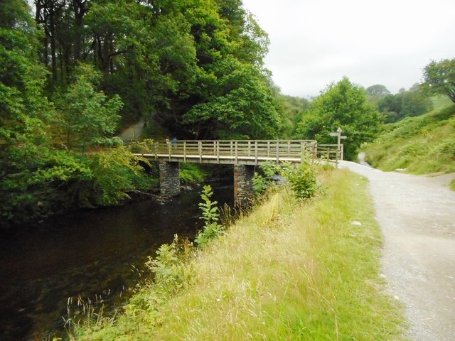 Bridge over the River Rothay