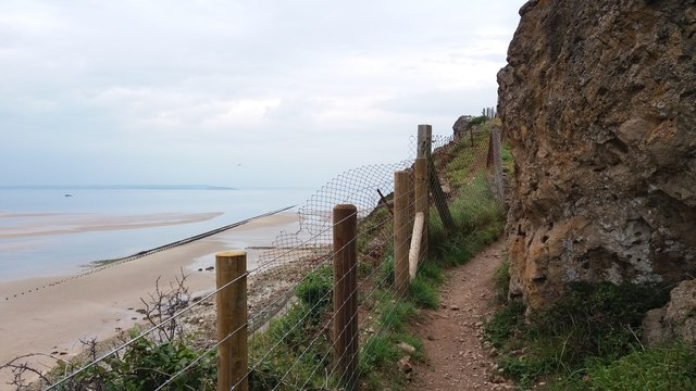Pathway on Great Orme headland
