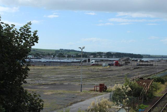 Old Ferry Terminal, Stranraer