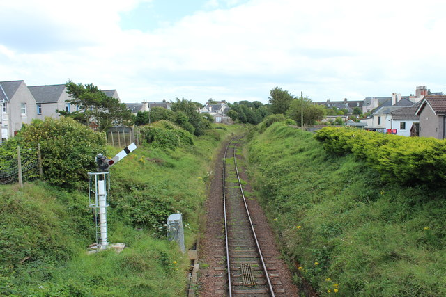 Railway, Stranraer
