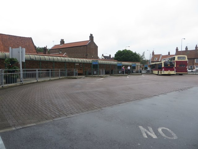 Beverley Bus Station