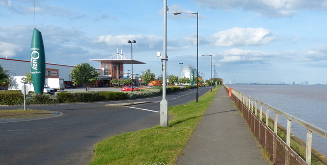 St Andrews Quay Retail Park