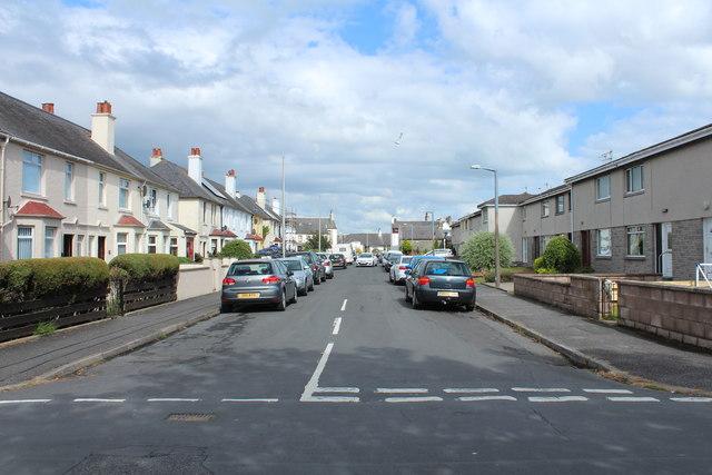 Royal Avenue, Stranraer