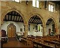 SK4341 : Church of St Wilfrid, West Hallam by Alan Murray-Rust
