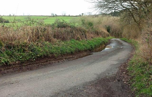Road to Poorton