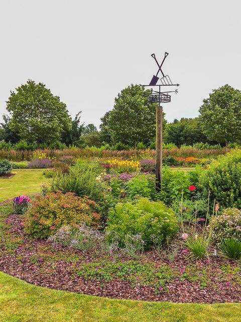 Breezy Knees Gardens