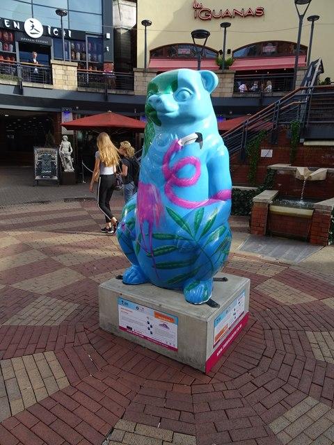 'Brum Tropicana' Bear