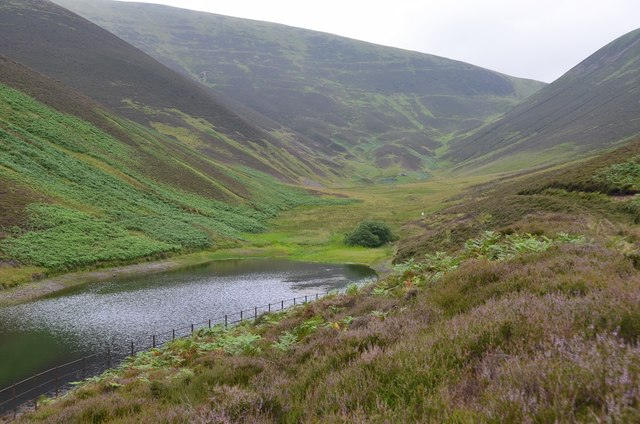 Upper Cowgill Reservoir