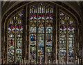 SP2864 : East window, Beauchamp Chapel, St Mary's church, Warwick by Julian P Guffogg