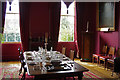 SO3164 : Dining room - The Judge's Lodging, Presteigne by Stephen McKay