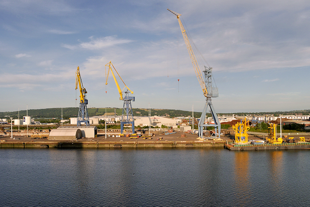 Harland and Wolff Ship Repair Quay, Belfast
