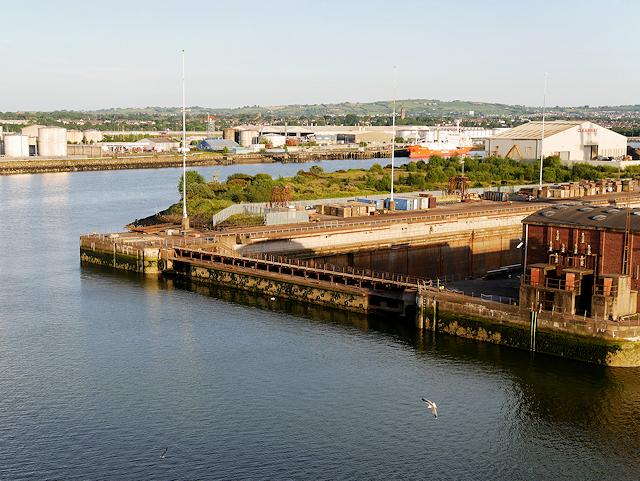Belfast Dry Dock