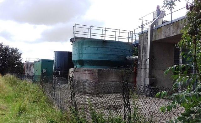 Slingsby Sewage Works