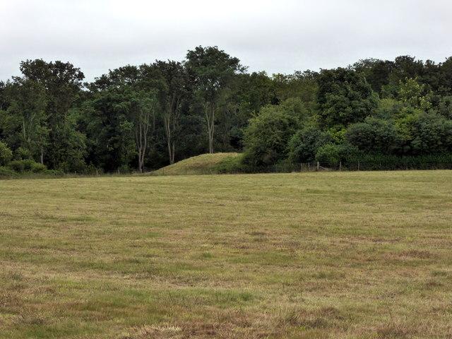 Burial Mound on Route to Stonehenge