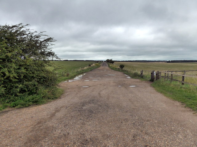 Footpath near Stonehenge