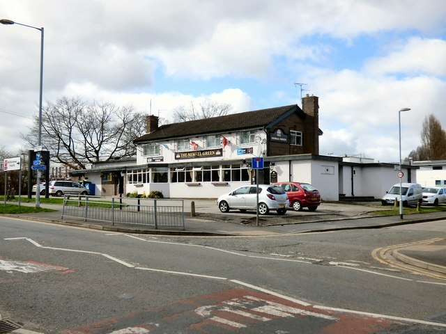 The Newall Green