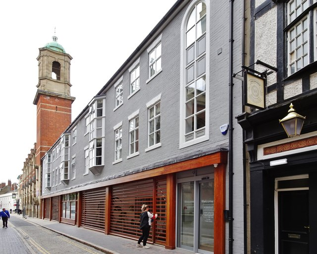 North Church Side, Kingston upon Hull