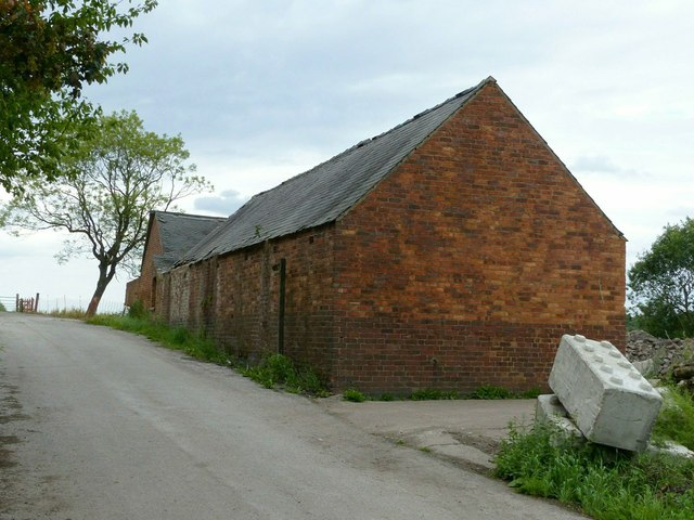 Barn at Mapperley Park