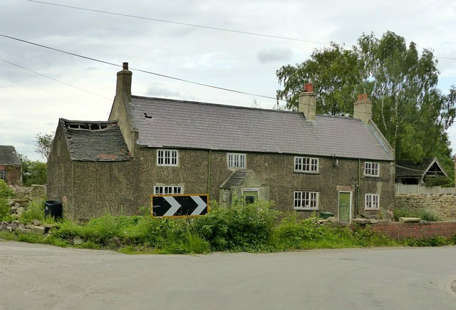 Mapperley Park farmhouse and cottage