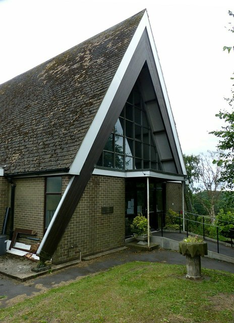Church of Holy Trinity, Mapperley