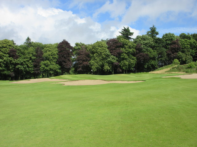 Lynedoch, 4th hole, Lang Road