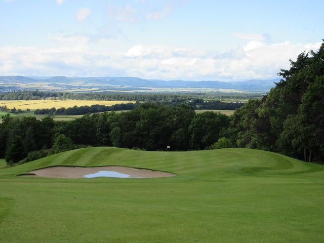 Lynedoch, 7th hole, Arnbathie