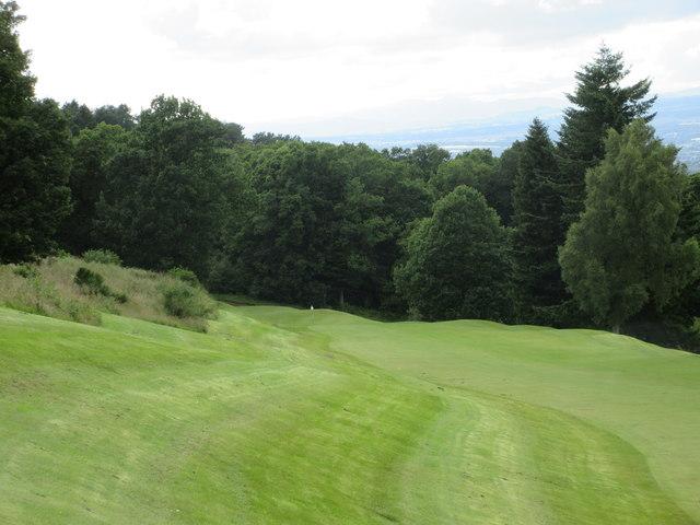 Lynedoch, 12th hole, Douglas Wynd