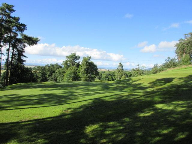 Lynedoch, 16th hole, The Quarry