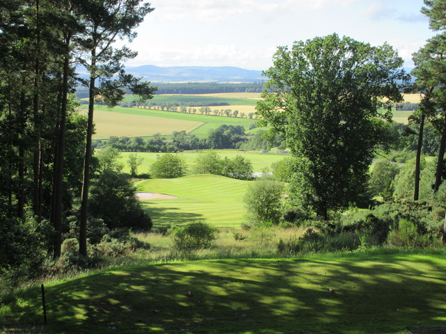 Lynedoch, 17th hole, Stormont