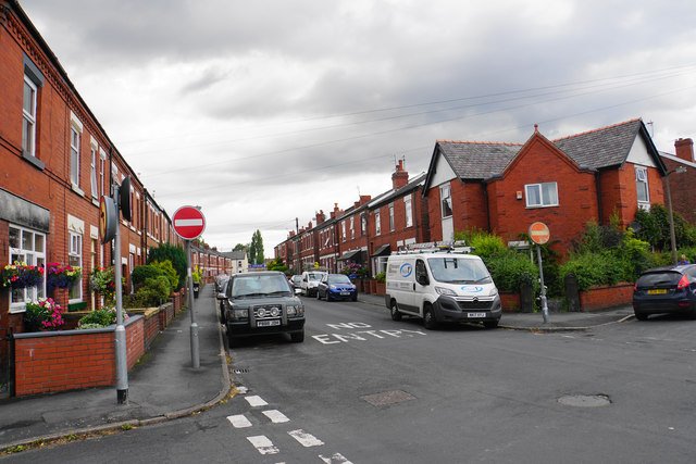 Hazel Street