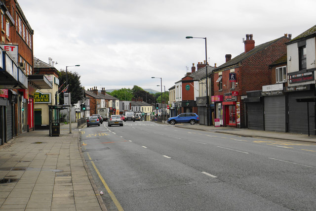 London Road, Hazel Grove