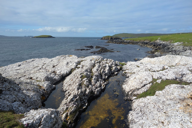 Rocky Coast, West Sandwick