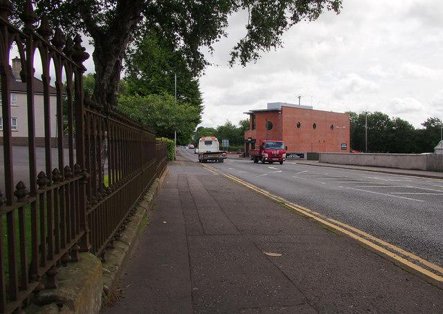 The Ballymena Road, Ballymoney
