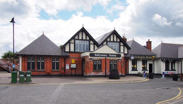Ballymoney Railway Station