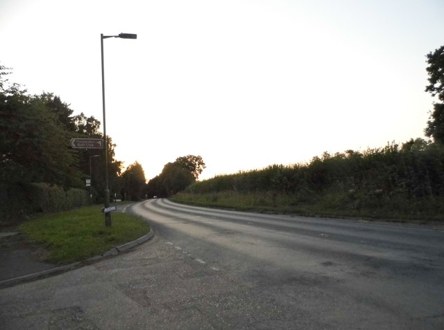 Redbourn Lane, Hatching Green