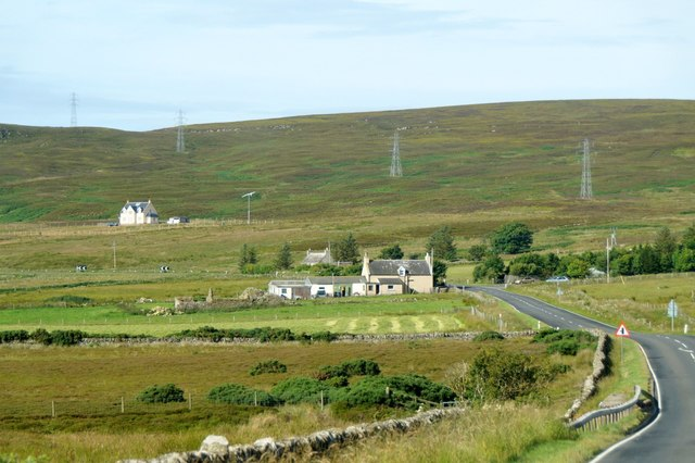 Houses at Ramscraigs