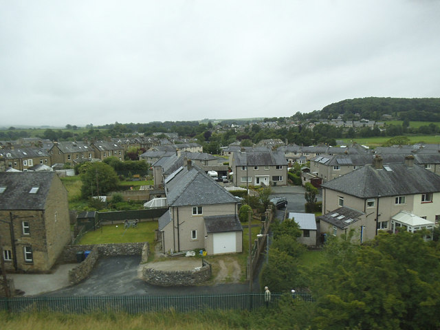Northfields Crescent, Settle
