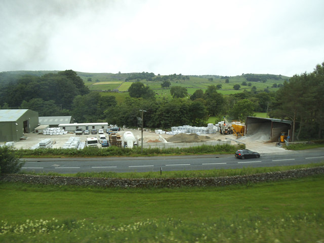 Builders Yard, Stainforth Road, Langcliffe