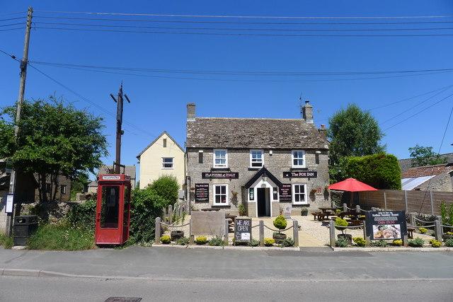 The Fox Inn, Hawkesbury Upton