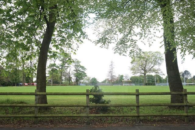 St Ambrose Sports Fields
