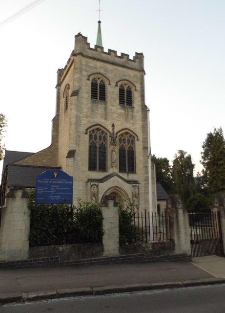Our Lady of Lourdes Church, Harpenden
