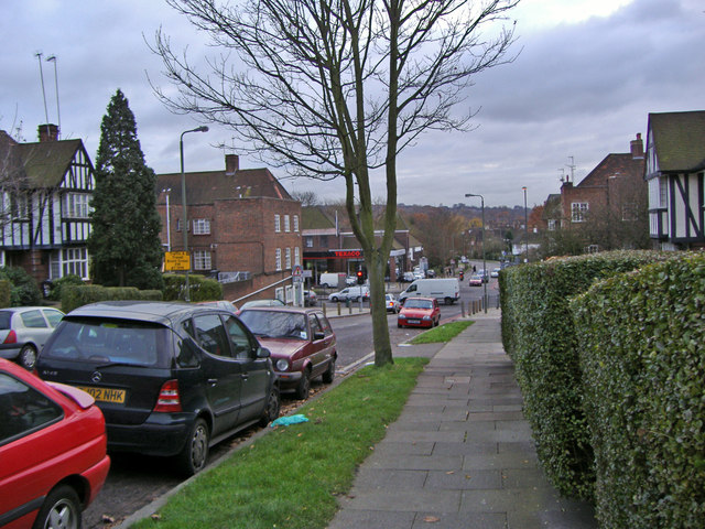Ossulton Way, Hampstead Garden Suburb