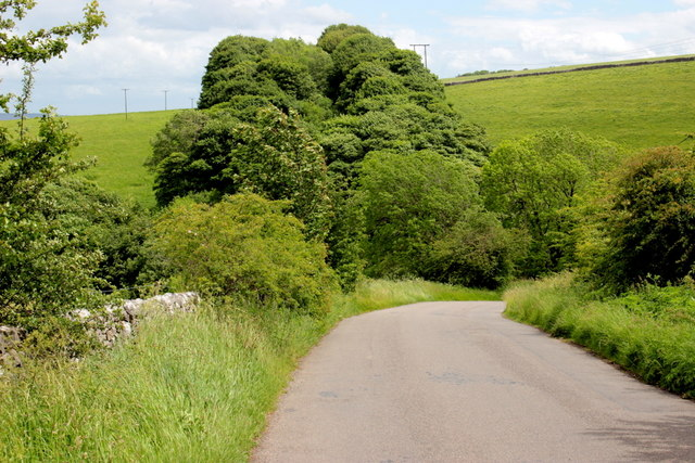 Road into Kirk Dale