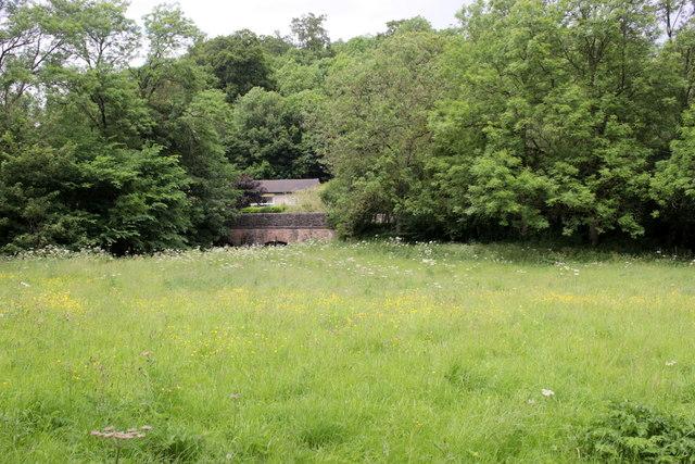 Bridge Over the Wye